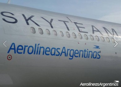 aerolineas skyteam
