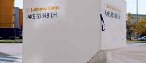 Nuevos containers de Lufthansa Cargo