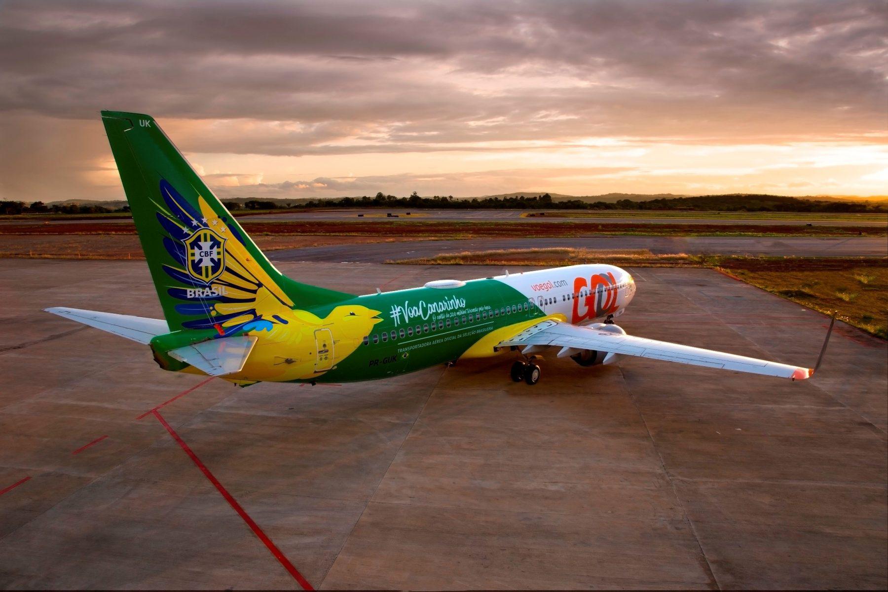 GOL SERÁ PATROCINADORA Y TRANSPORTADORA OFICIAL DE LA COPA AMÉRICA 2019    Aviacion News